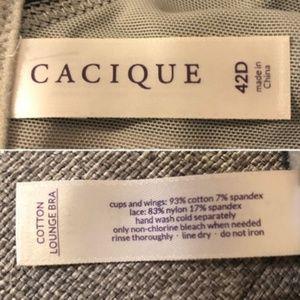Cacique Intimates & Sleepwear - NWT Cacique Wireless Lounge Bra